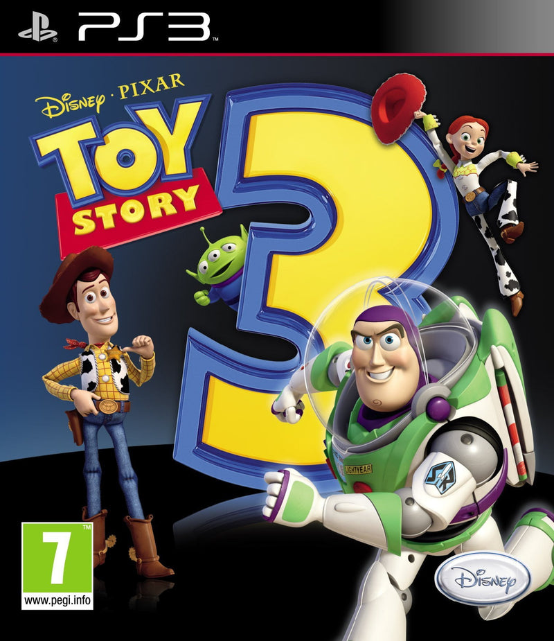 Shamy Stores Toy Story 3 (PS3) PS3 Game Warner Bros. Warner Bros. egypt