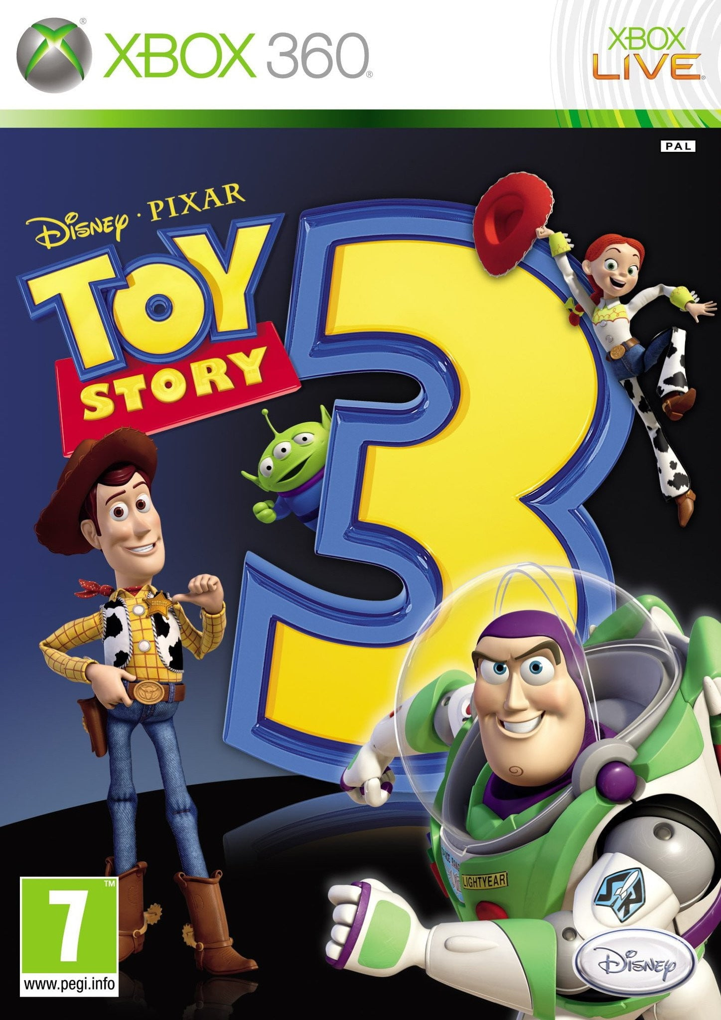 Buy Disney pixar toy story 3 (XBOX 360) XBOX 360 Game in Egypt - Shamy Stores