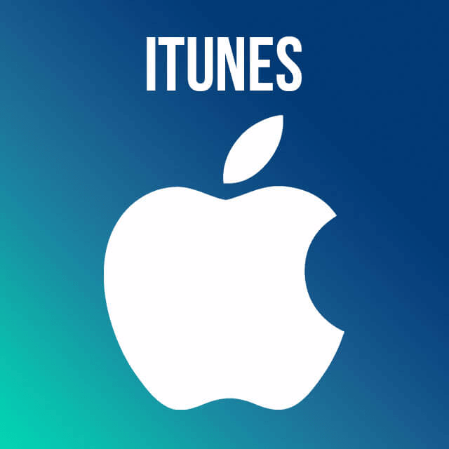 Apple iTunes 25$ USA