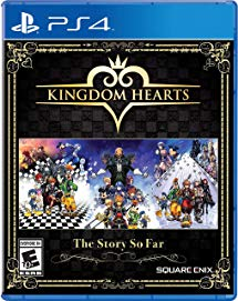 Shamy Stores Kingdom Hearts The Story So Far (PS4) PS4 Game Square Enix Square Enix egypt