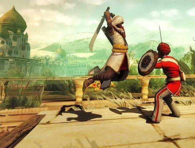 Buy Assassin's Creed Chronicles Trilogy (PS4) a PS4 Game from Ubisoft - Shamy Stores