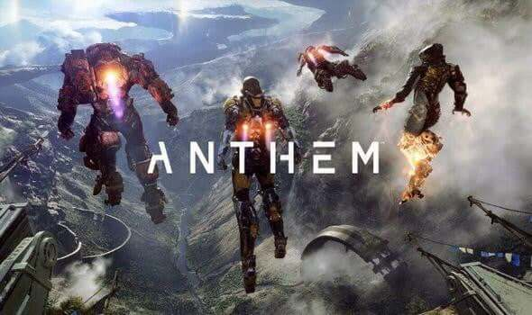 Buy Anthem (PS4) PS4 Game in Egypt - Shamy Stores