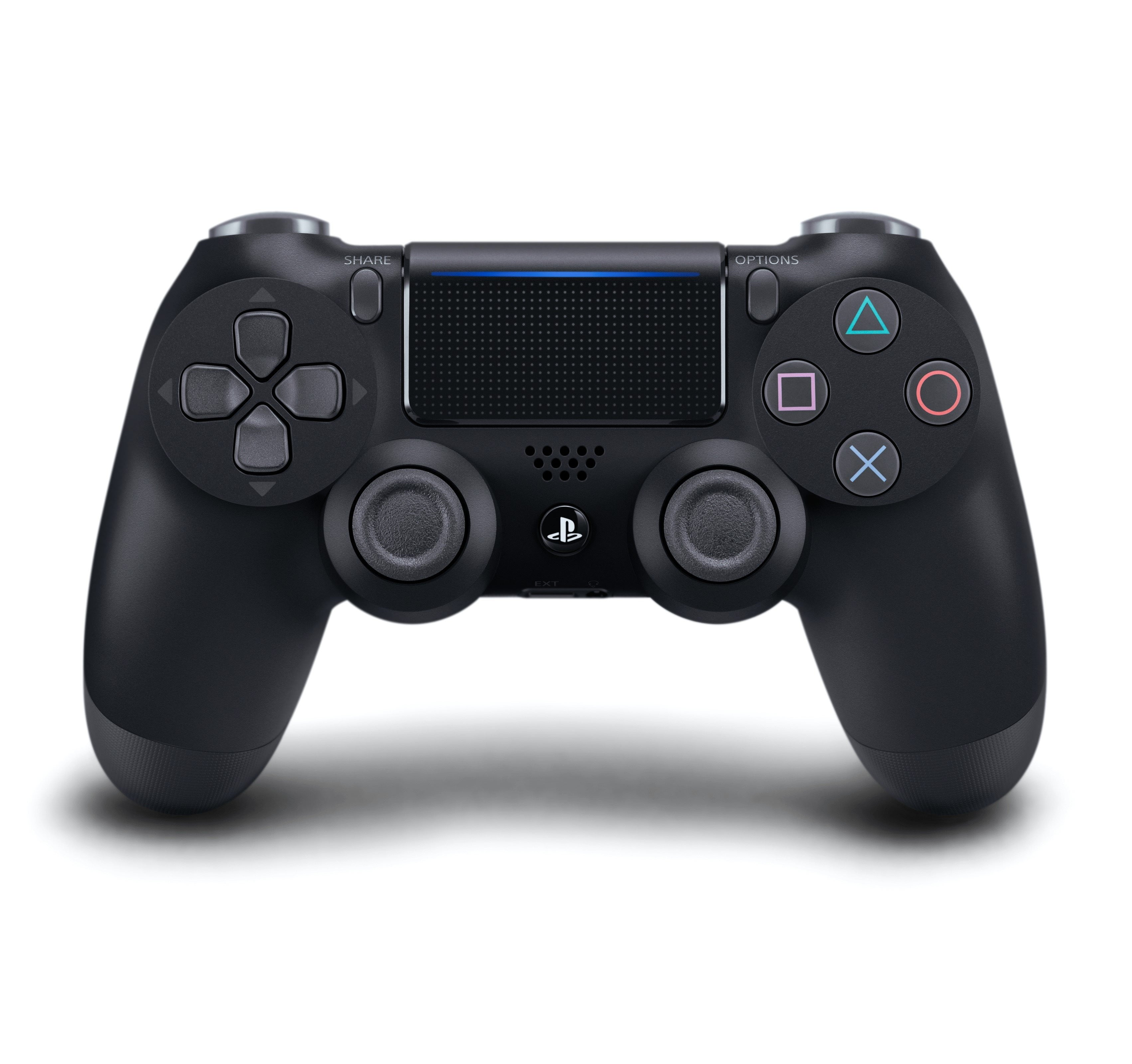 Buy PlayStation 4 (PS4) Controller Black Accessories in Egypt - Shamy Stores