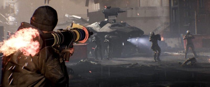 Buy Homefront: The Revolution (PS4) PS4 Game in Egypt - Shamy Stores