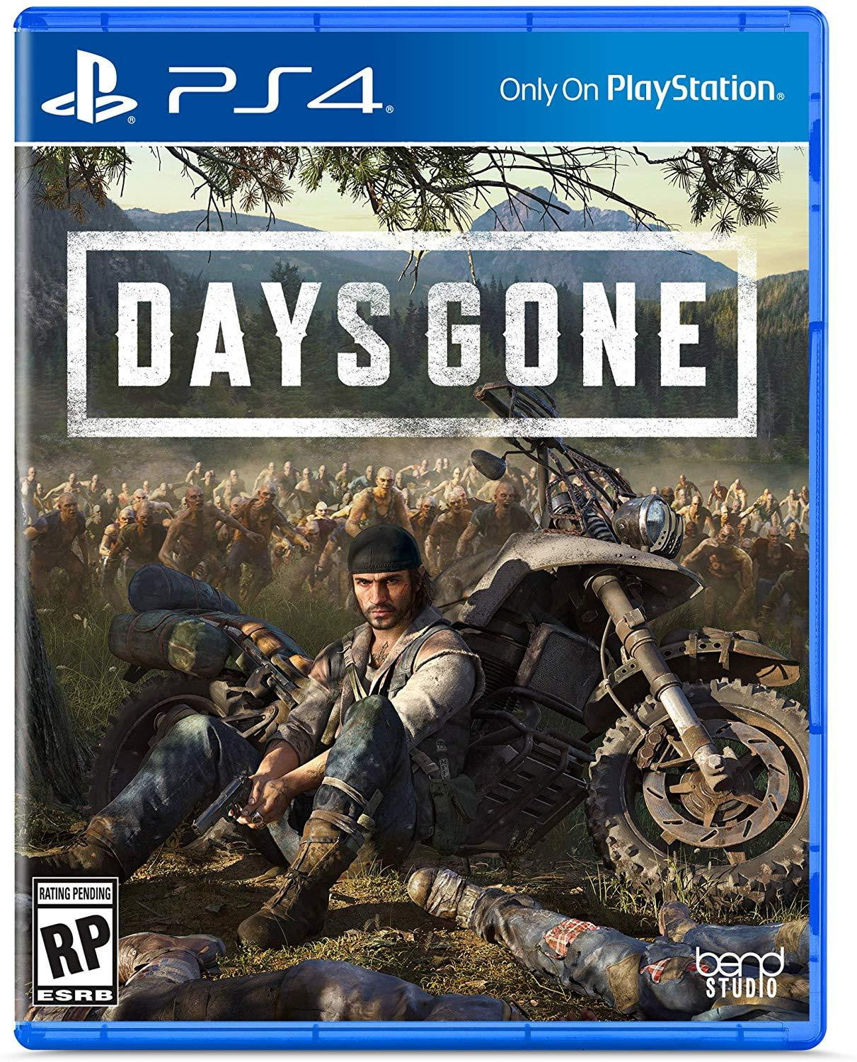 Buy Days Gone (PS4) PS4 Game in Egypt - Shamy Stores