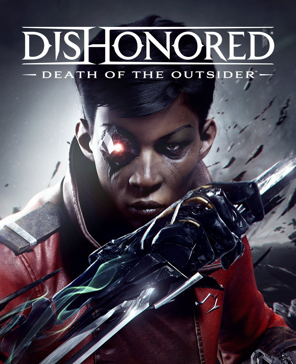Dishonored : death of the outsider(PS4)