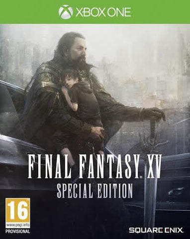 Final Fantasy XV Special Edition - ShamyStores