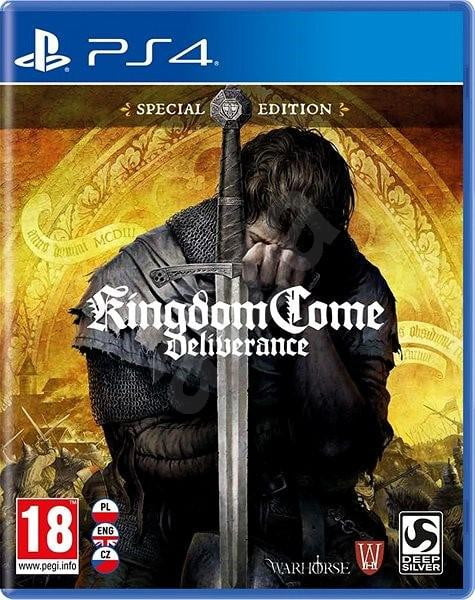 Shamy Stores Kingdom Come: Deliverance SPECIAL EDITION (PS4) Used PS4 Game ShamyStores ShamyStores egypt