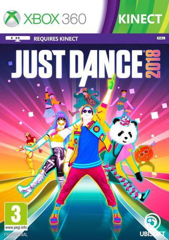 Just Dance 2018 - ShamyStores