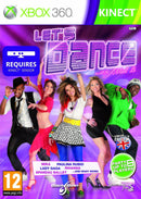Buy Let's Dance With Mel B (XBOX 360) XBOX 360 Game in Egypt - Shamy Stores