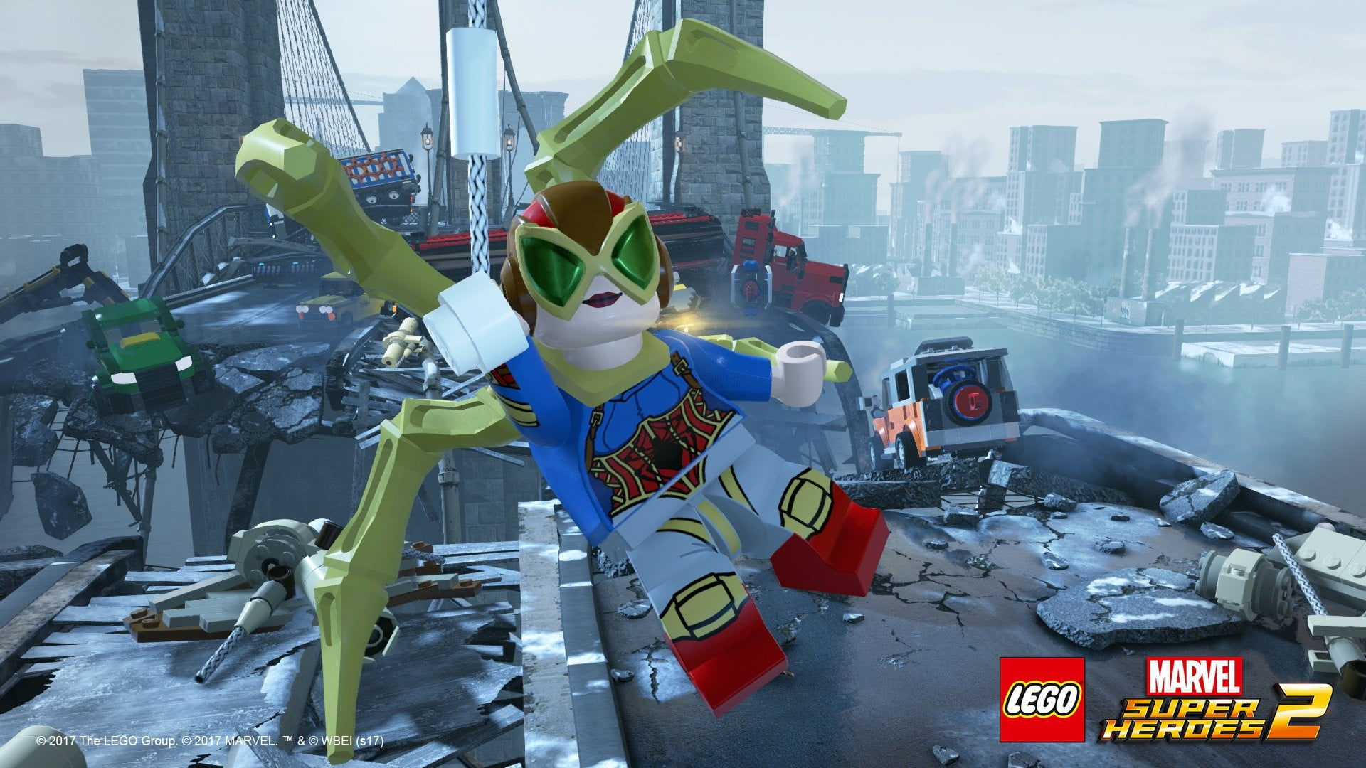 Buy Lego Marvel Super Heroes 2 Xbox One Game In Egypt Buy Ps4