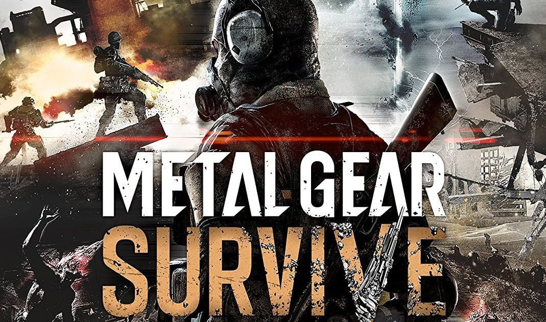 Metal gear survive - ShamyStores