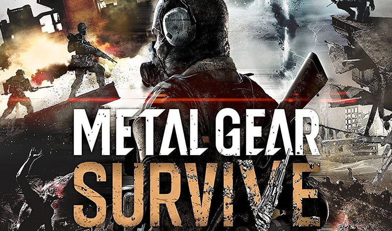Buy Metal Gear Survive (PS4) PS4 Game in Egypt - Shamy Stores