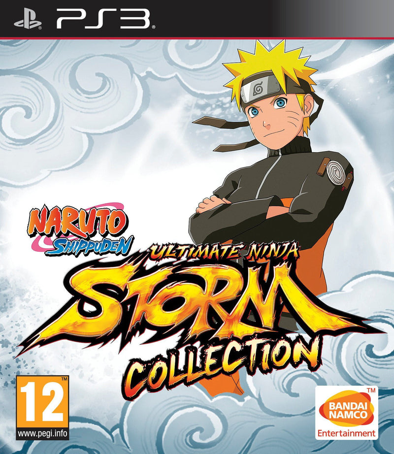 Shamy Stores Naruto Ultimate Ninja PS3 Game ShamyStores ShamyStores egypt