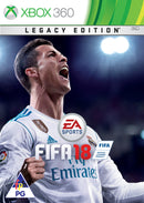 Buy Fifa 18 (legacy edition) XBOX 360 Game in Egypt - Shamy Stores