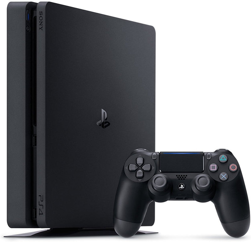 Shamy Stores PlayStation 4 (PS4) Slim 500G Black PS4 Console Sony Sony egypt