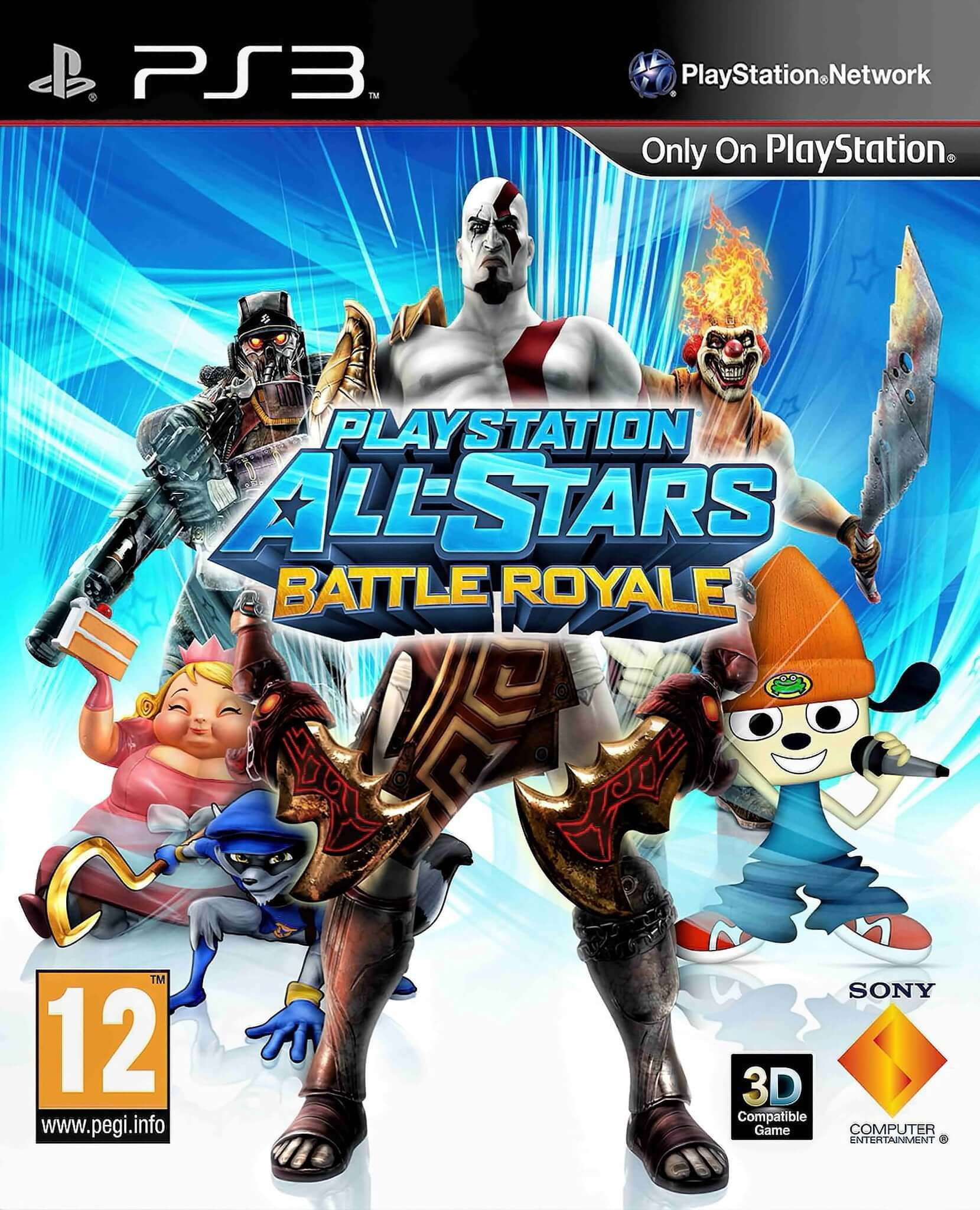 Buy All Stars Battle Royale(PS4) (PS3) a PS3 Game from ShamyStores