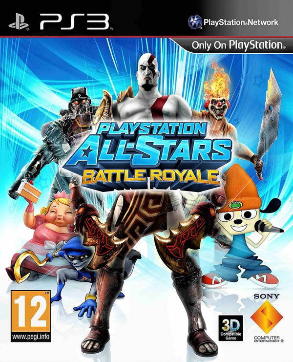 Buy All Stars Battle Royale(PS4) (PS3) a PS3 Game from ShamyStores - Shamy Stores
