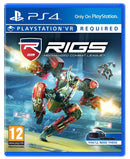 Buy Rigs (VR) (PS4) PS4 Game in Egypt - Shamy Stores