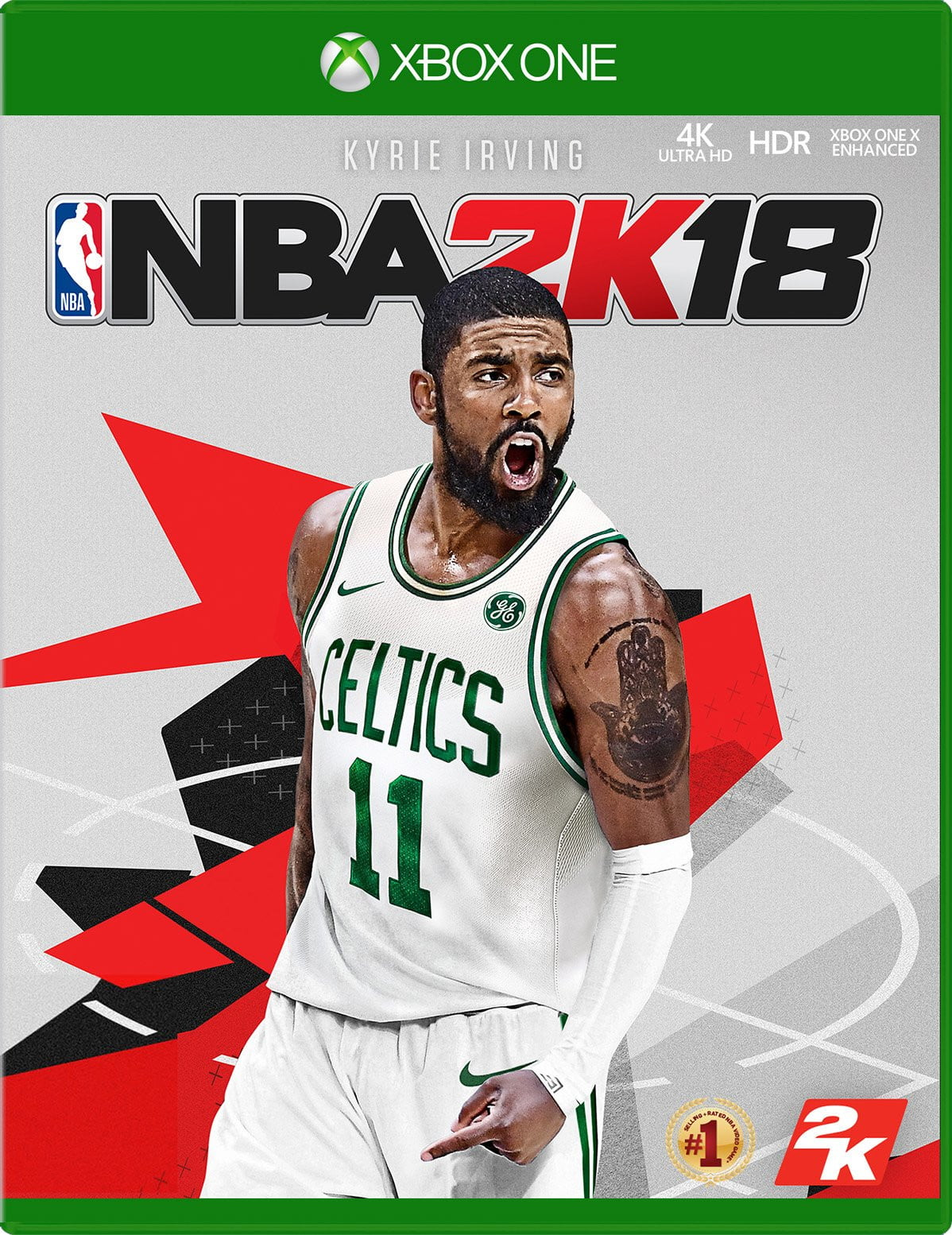 Buy Nba 2k18 (XBOX ONE) XBOX ONE in Egypt - Shamy Stores