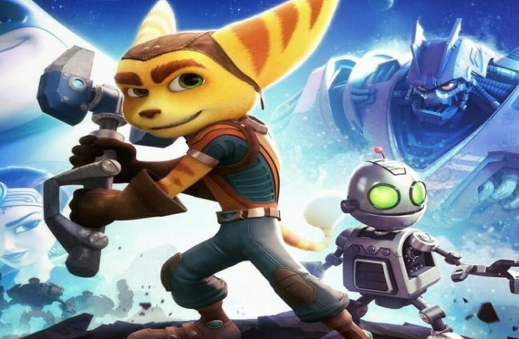 Buy Ratchet & Clank (PS4) PS4 Game in Egypt - Shamy Stores