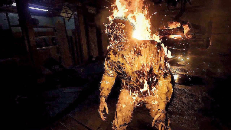 Buy Resident Evil 7 VR (PS4) PS4 Game in Egypt - Shamy Stores