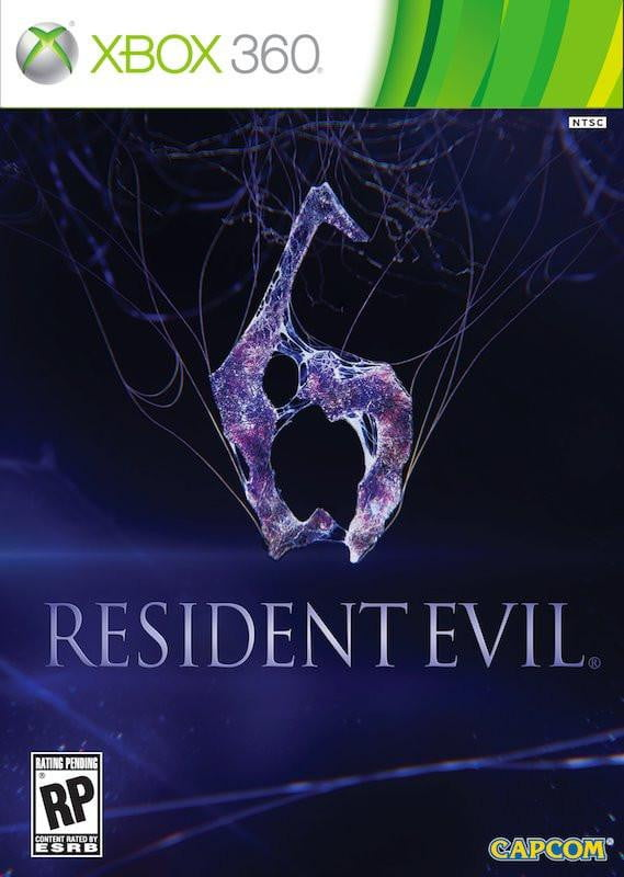 Buy RESIDENT EVIL 6 XBOX 360 Game in Egypt - Shamy Stores