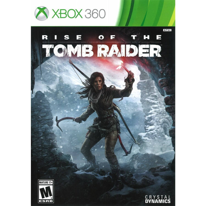 Buy Rise of the Tomb Raider (XBOX 360) XBOX 360 Game in Egypt - Shamy Stores