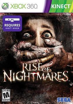 Kinect Rise Of Nightmares