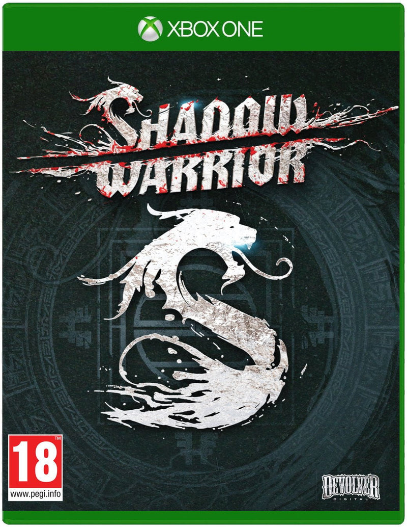 Shamy Stores Shadow Warrior (XBOX ONE) XBOX ONE Majesco Majesco egypt