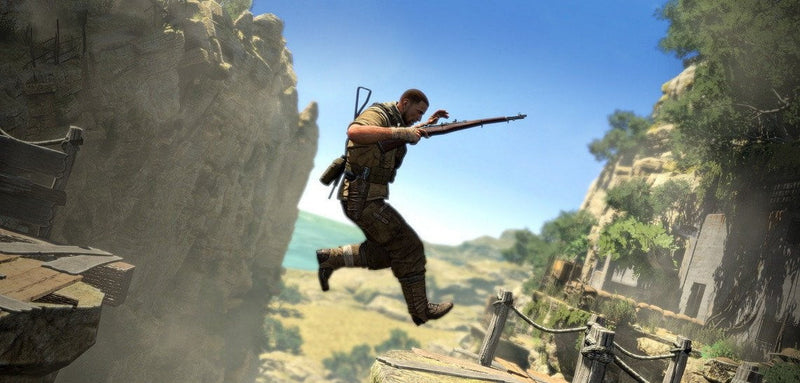 Buy Sniper Elite 4 (PS4) PS4 Game in Egypt - Shamy Stores