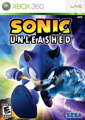 sonic unleashed - ShamyStores
