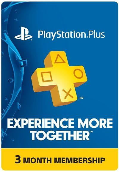 Buy Playstation Plus PSN 3-Month PSN in Egypt - Shamy Stores
