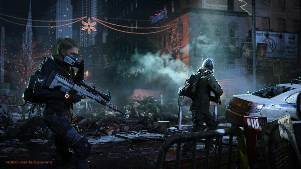 Buy Tom Clancy's The Division (PS4) a PS4 Game from Ubisoft - Shamy Stores