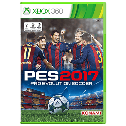 Buy PES 2017 EN (XBOX 360) XBOX 360 Game in Egypt - Shamy Stores