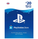 Shamy Stores PSN 20£ UK PSN Sony Sony egypt