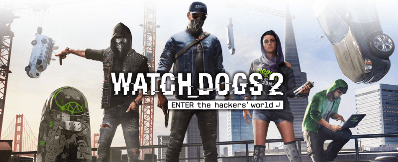 Watch dogs 2 - ShamyStores