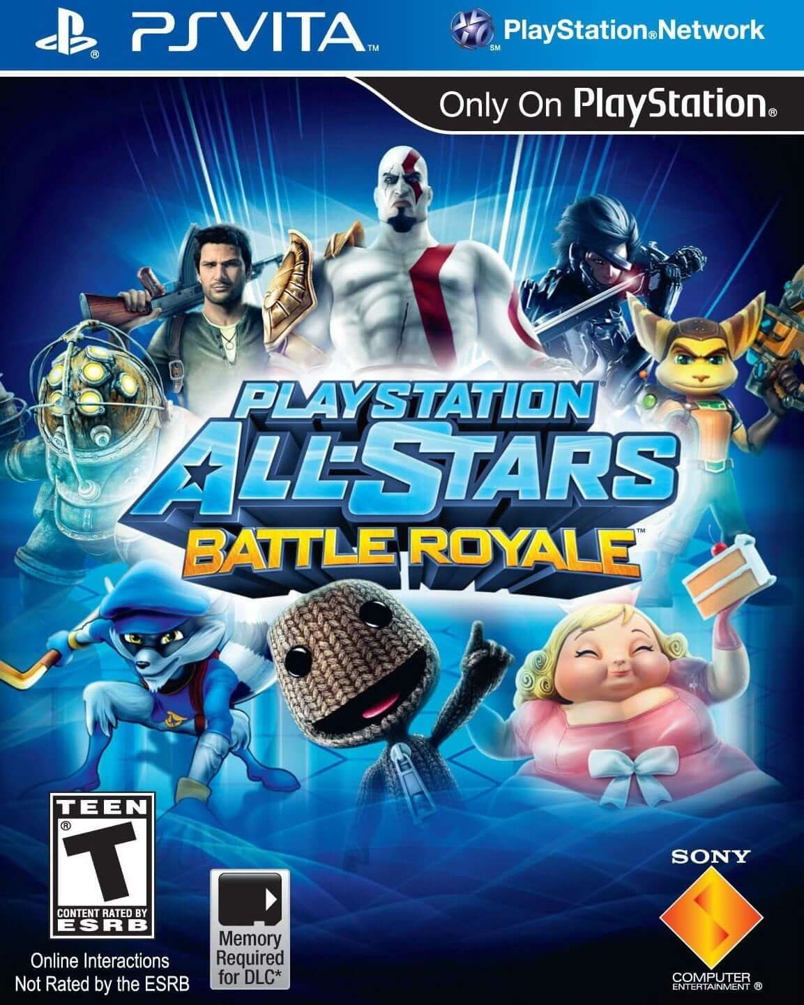 Buy All Stars Battle Royale(PS4) a PS Vita from ShamyStores