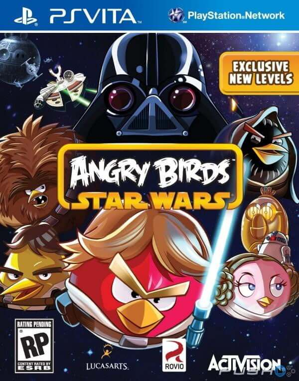Buy Angry Birds Star Wars(PS4) a PS Vita from ShamyStores