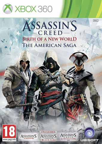 Assassin's Creed Birth Of New World