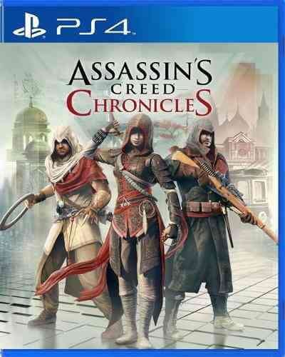 Shamy Stores Assassin's Creed Chronicles Trilogy (PS4) Used PS4 Game Ubisoft Ubisoft egypt
