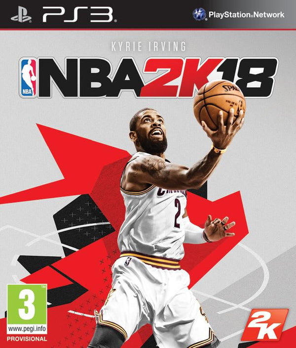 Buy Nba 2k18 DLC (PS3) PS3 Game in Egypt - Shamy Stores