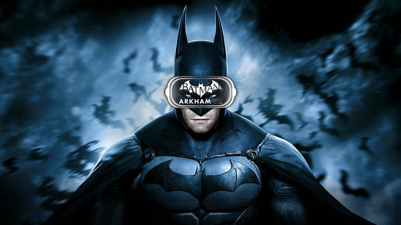 Buy Batman Arkham VR (PS4) a PS4 Game from Warner Bros. - Shamy Stores