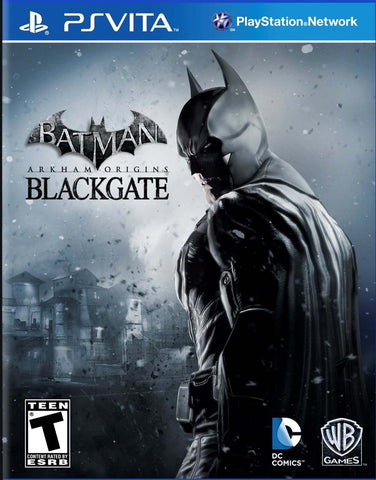BatMan Black Gate