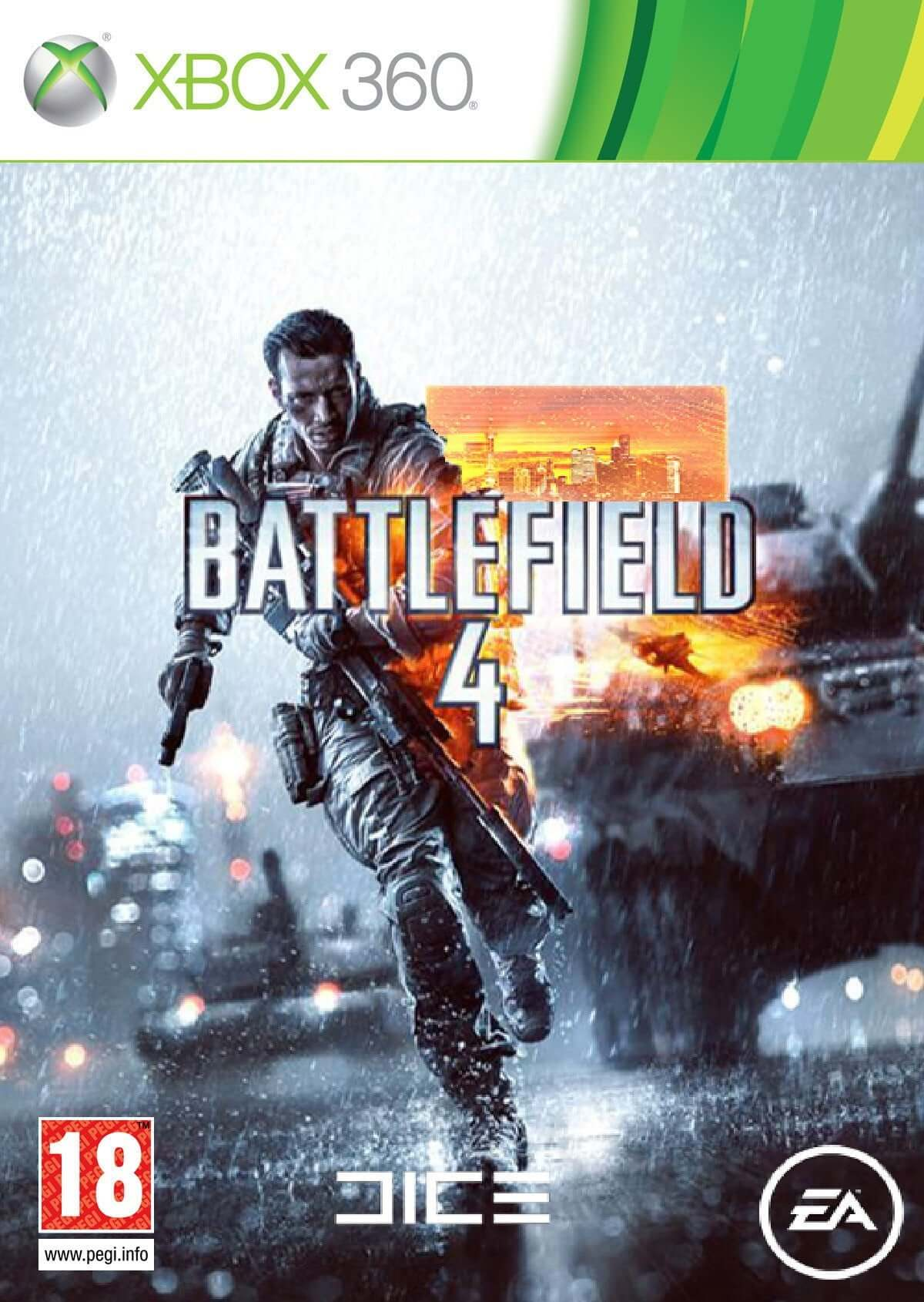 Battlefield 4 (XBOX 360) XBOX 360 Game - Shamy Stores
