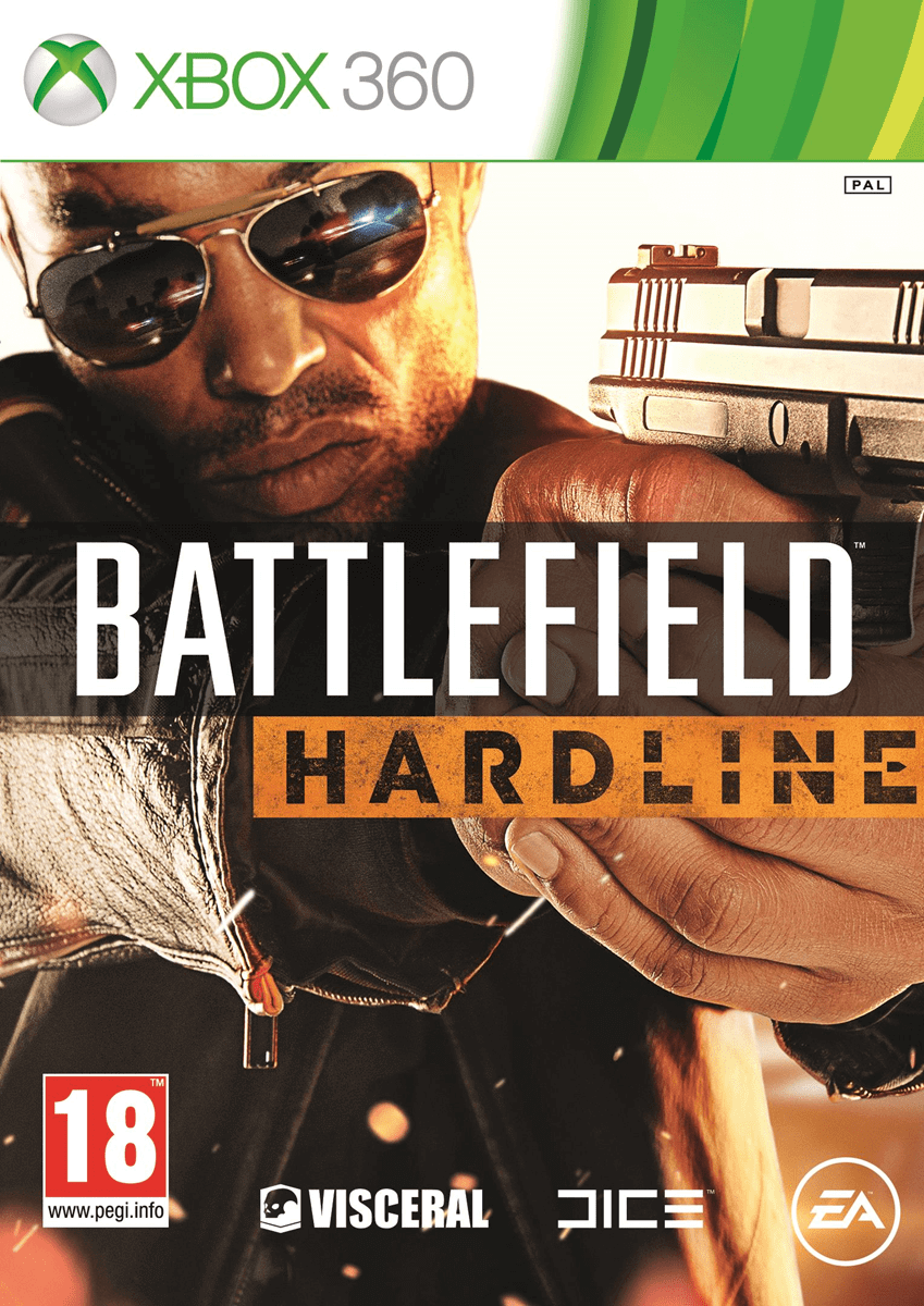 Buy Battlefield Hardline Game (XBOX 360) XBOX 360 Game in Egypt - Shamy Stores