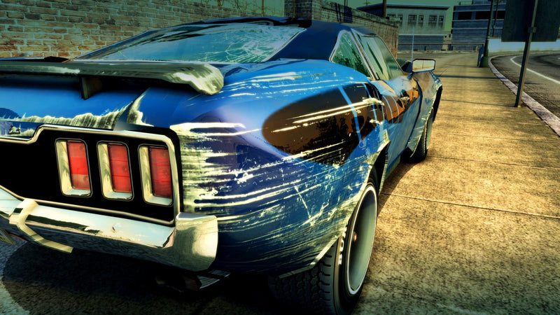 Buy Burnout Paradise (Remastered)(PS4) PS4 Game in Egypt - Shamy Stores