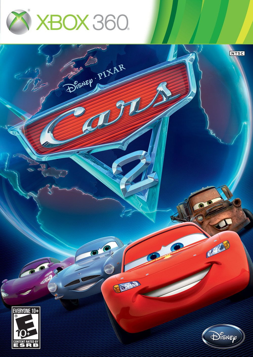 Cars 2 (XBOX 360) XBOX 360 Game - Shamy Stores
