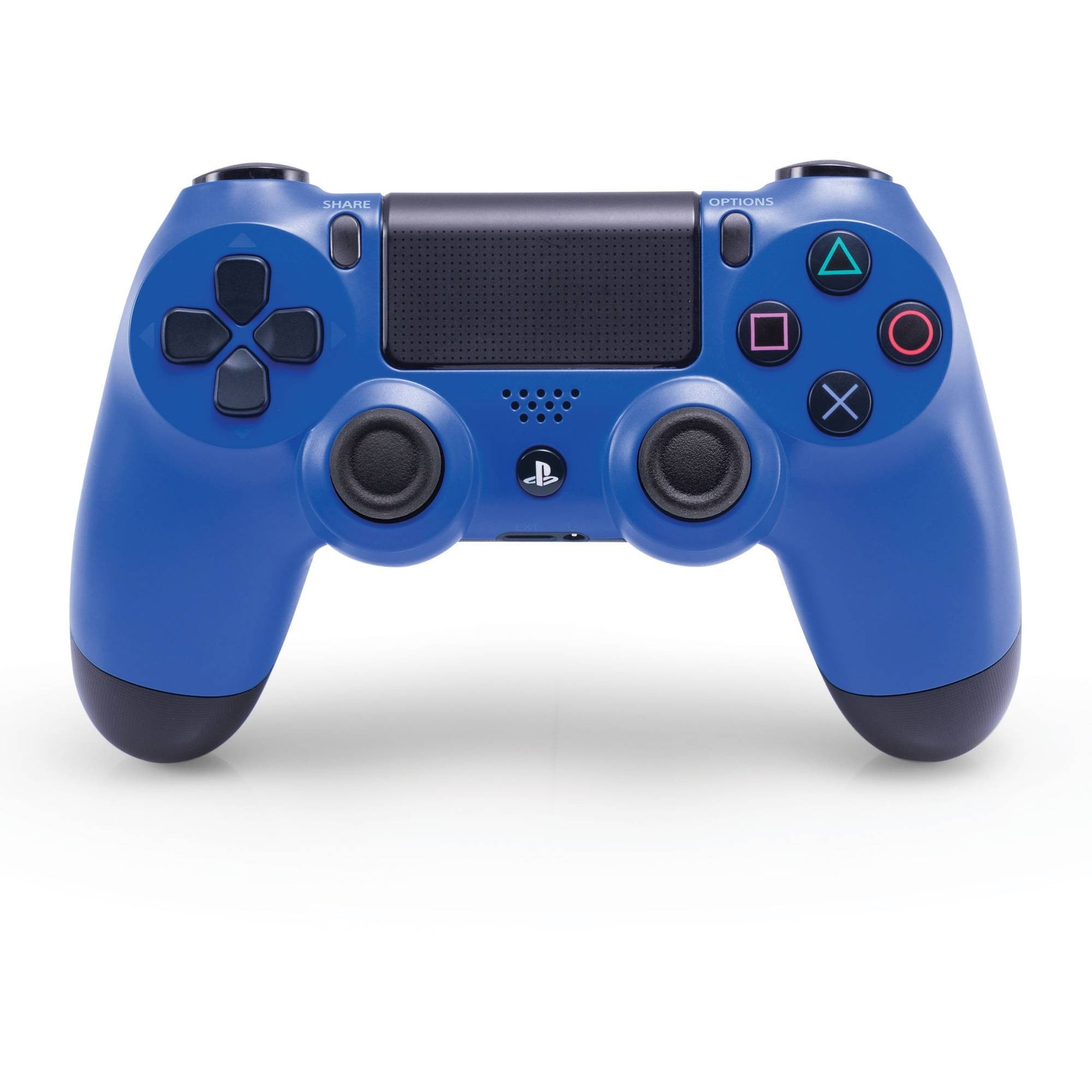 Buy PlayStation 4 (PS4) Controller Wave Blue Accessories in Egypt - Shamy Stores