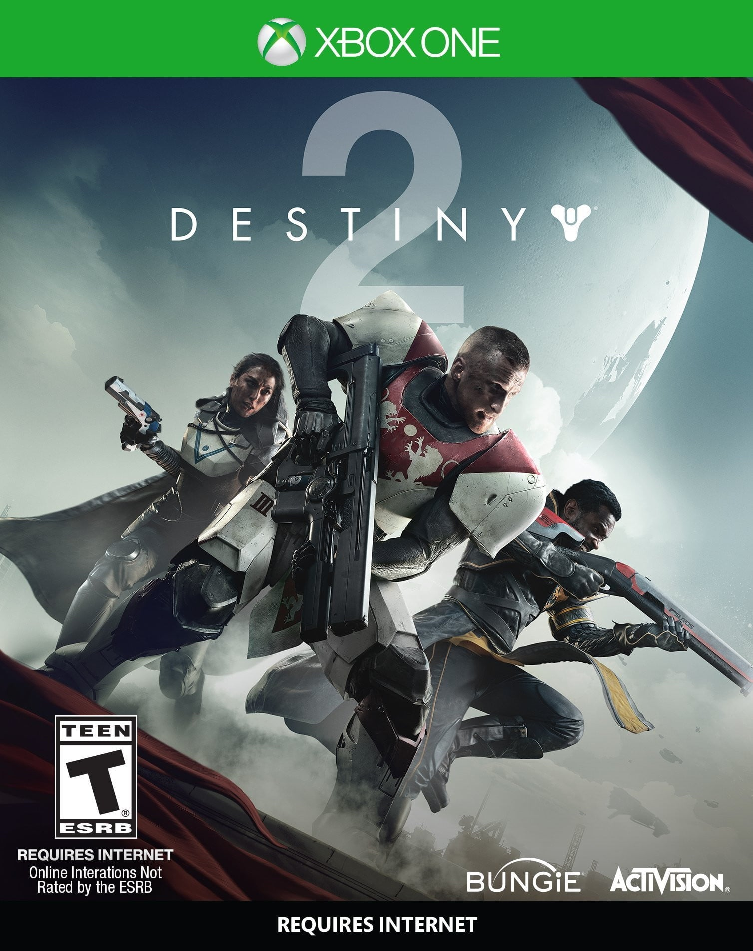 Buy Destiny 2 (XBOX ONE) XBOX ONE in Egypt - Shamy Stores